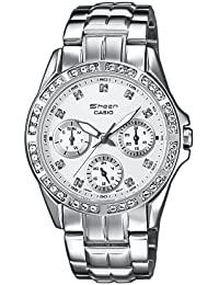 Casio Collection Damen-Armbanduhr Analog Quarz SHN-3013D-7AEF