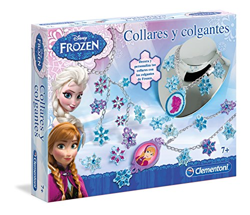 Frozen - Crea collares (Clementoni 550579)