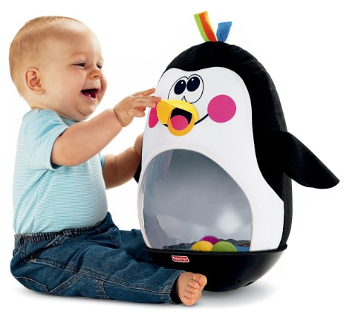Imagen 1 de Fisher Price - Pingüino Activity Musical