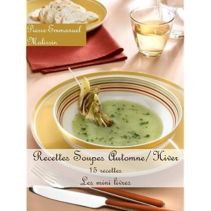 Soupes Automne/Hiver (Les minis livres t. 4)