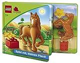 LEGO Duplo - Spiel mit, kleines Pferd!: mit original LEGO DUPLO Figur und Steinen