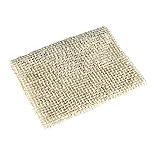 Unbekannt Teppichgleitschutz ✓ Rutschmatte Verschiedene Größen (60 x 130 cm, Beige)