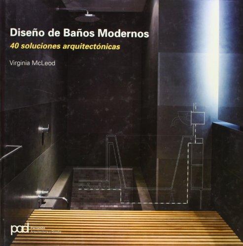 DISEÑO DE BAÑOS MODERNOS (Arquitectura contemporanea)