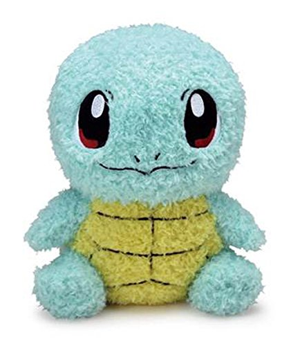 Pokemon Fluffy stuffed Squirtle