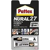 Pattex Nural 27 - Soldadura metálica en frío