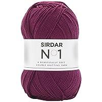 Sirdar No.1 DK Double Knitting - 100g Plum (216)
