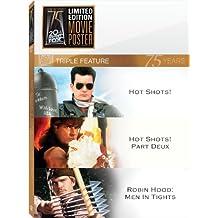 Hot Shots!/Hot Shots Part Deux/Robin Hood: Men In Tights [DVD] [Region 1] [US Import] [NTSC]