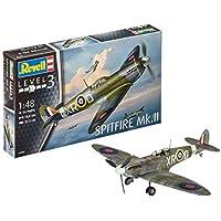 Revell Spitfire MK.II, Kit de Modelo, Escala 1:48 (3959) (03959), 18,8 cm (