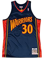 Stephen Curry Golden State Warriors Mitchell & Ness Authentic 2009Navy Camiseta, L/44