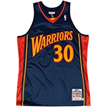 Stephen Curry Golden State Warriors Mitchell & Ness Authentic 2009Navy Camiseta, M/40
