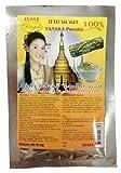 (Pack of 3) TANAKA Powder 100% Herbal Scrub Reduce Blemish and Dark Spot