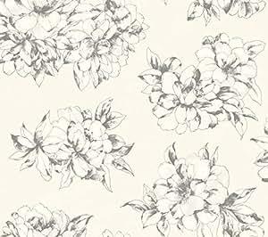 Rasch Textil Tapete Black & White 325170