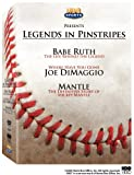 Mantle Babe Ruth & Joe Dimaggio Pack [Import USA Zone 1]