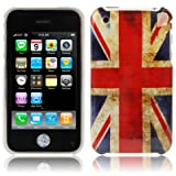TechExpert - Coque drapeau UK rétro pour iphone 3G 3GS