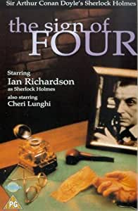 The Sign Of Four [DVD] [1983]