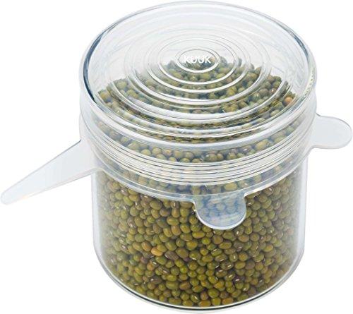 Couvercles-en-Silicone-Kuuk-pour-Mugs-Bols-Cups-etc-Etirable-Set-de-6