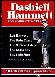 Dashiell Hammett : 5 Complete Novels