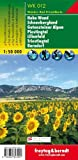 Hohe Wand - Schneebergland - Gutensteiner Alpen - Piestingtal - Lilienfeld - Triestingtal - Berndorf, Wanderkarte 1:50.000, WK 012, freytag & berndt Wander-Rad-Freizeitkarten - Freytag-Berndt und Artaria KG