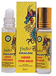 Bello Dragon Liquid Pain Balm pack of 1- 8 ml