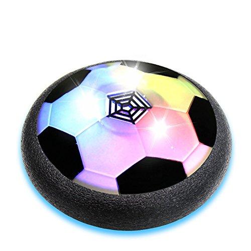 spaß spielzeug neuesten indoor spiel spielzeug glühende elektrische suspension für kinder kinder spiele 3watts LED-Lampen (Farbe : Schwarz) ()