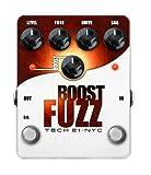 Amplis et effets TECH21 BOOST FUZZ Distortion - fuzz - overdrive...
