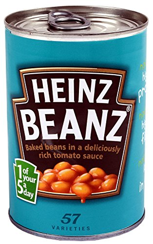 Sterling 202HB Heinz - Lata de judías falsa con...