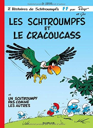 Les Schtroumpfs et le cracoucass, tome 5 par Peyo