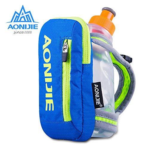Zantec Handheld Hydration 8.82ozbottle Packung mit Flasche der Wasserkocher Paket passt Tasche passend für Smartphones (Sauerstoff-flasche-tasche)