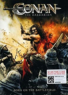 Conan the Barbarian by Jason Momoa