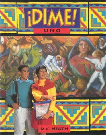 McDougal Littell Dime: Student Edition Level 2 1993