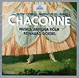 Chaconnes-Goebel-Blow-Corelli-