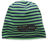 maximo Jungen Mütze Beanie Limited Edition mxo, Mehrfarbig (Blossom/Green/Tinte 242), 55