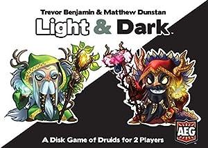 Alderac Entretenimiento ald05891-Juego de Cartas Light y Dark