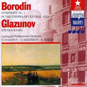 Borodin/Glazunov;Sym.2/Poem