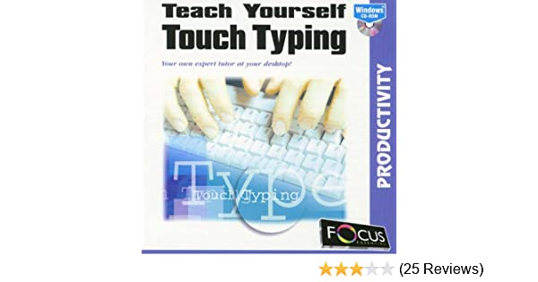 Teach Yourself Touch Typing