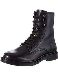 Steve Madden Damen Hastel Ankleboot Biker Boots