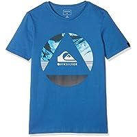 Quiksilver Classic Fluid Turns, T-Shirt Garçon