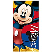 Disney Toalla Playa Mickey Joyful Microfibra