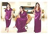 Indiatrendzs Exclusive Women Satin Night...