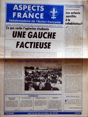 ASPECTS DE LA FRANCE [No 1974] du 04/12/...
