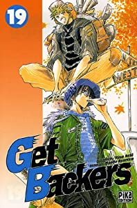 Get Backers Edition simple Tome 19