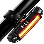 Luce-Posteriore-Bici-USB-Ricaricabile-LED-Bicicletta-Luce-Fanale-Posteriore-Bici-6-Modalit-di-Luce-Resistente-all-Acqua-Adatto-per-TUTTE-le-Biciclette-e-Caschi-per-Ottimale-Ciclismo-Sicurezza