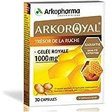 Arkopharma Arkoroyal Gelée Royale 1000 mg 30 Capsules Nouveau