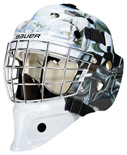 BAUER Goalie Maske NME 3 Star Wars Senior, Farbe:Darth Vader Head -