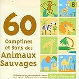 """Afficher """"60 comptines et sons des animaux sauvages"""""""