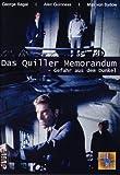 Das Quiller Memorandum - Harold Pinter