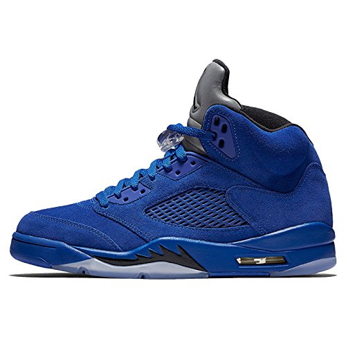 Air Jordan 5 Retro 'Blue Suede' - 136027-401 - Size 17 -