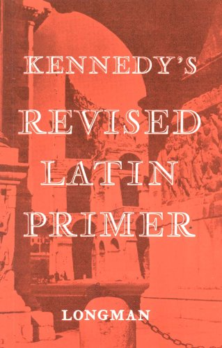 Kennedy's Revised Latin Primer Paper por Benjamin Hall Kennedy