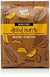 Amazon Brand - Happy Belly Dried Mango, 500 g