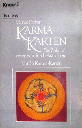 Karma-Karten, m. 36 Karma-Ktn.